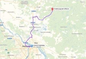 маршрут эвакуатора в нижнем новгороде: 22К-0125 - Нижний Новгород, буксир 24