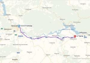 маршрут эвакуатора в нижнем новгороде: Трасса М-7 Волга - Нижний Новгород, буксир 24